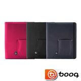 Booq Boa Folio 典雅手帳三用款尼龍IPAD保護套 三色