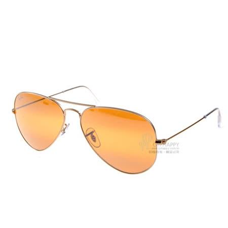 Ray Ban太陽眼鏡 經典飛官#水銀金RB3025 0014F