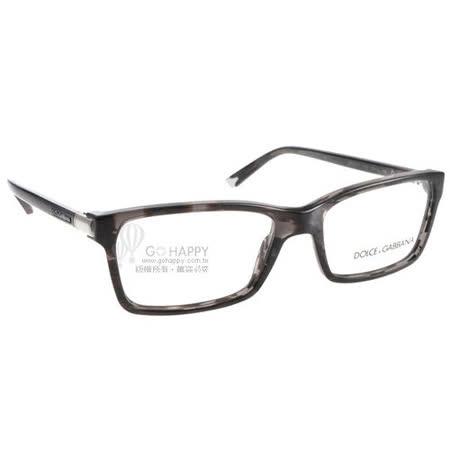 DOLCE&GABBANA光學眼鏡 (花黑色) DG3111 1723