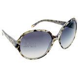 DOLCE&GABBANA太陽眼鏡 (浪漫花黑色) DG4118 19288G
