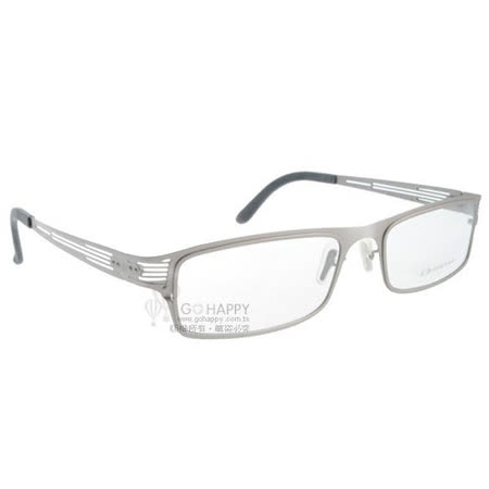 DERAPAGE光學眼鏡 (銀灰色) TORNADOEV01 C900
