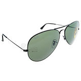 Ray Ban雷朋太陽眼鏡 (黑-綠色)#RB3026 L2821-62mm大版