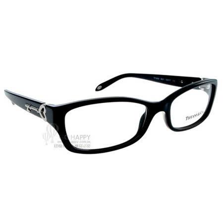 Tiffany&CO.光學眼鏡 (黑色) #TF2052 8001