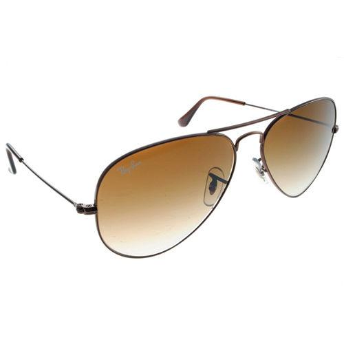 Ray Ban雷朋太陽眼鏡 (古銅-漸層棕色)#RB3025 01451-58mm