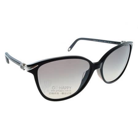 Tiffany&CO.太陽眼鏡 (黑色) #TF4061GA 80013C