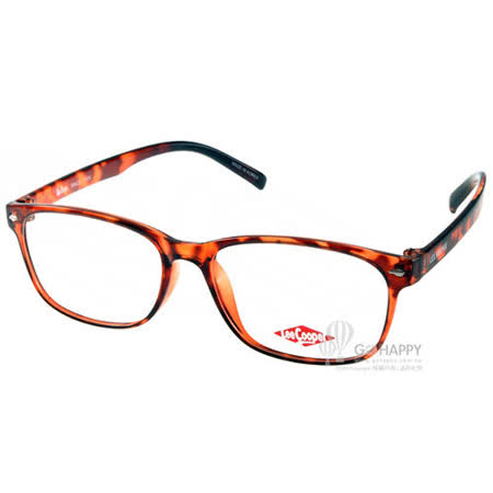 Lee Cooper光學眼鏡 (紅琥珀色) #LE1211 COL11