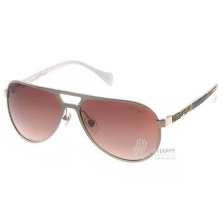 ED HARDY太陽眼鏡 (銀白色) #EHA EH-TIGER2 SILVER