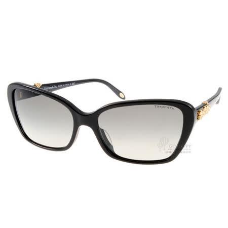 Tiffany&CO.太陽眼鏡 (黑色) #TF4069BA 80013C
