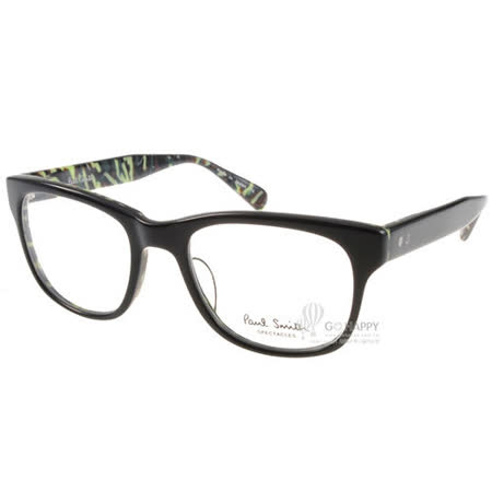 Paul Smith光學眼鏡 (黑-綠色) #CLAYDONJ OXGRC