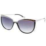 DOLCE&GABBANA太陽眼鏡 (銀-黑色) #DG2096 0618G