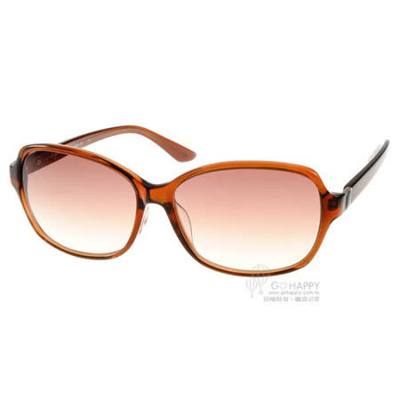 agnes b.太陽眼鏡 (透棕色) #AB2807 DB