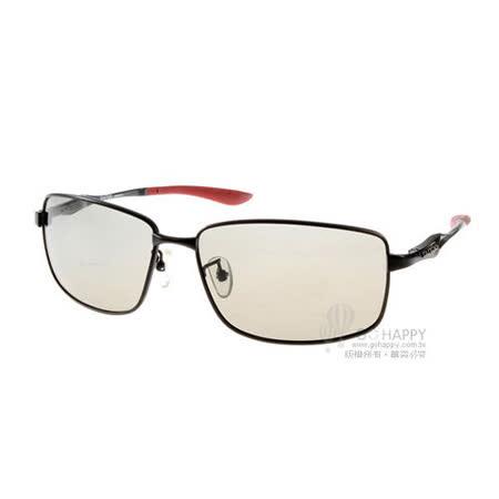OUT DO太陽眼鏡 (黑-淺灰色) #TR250 P2X偏光