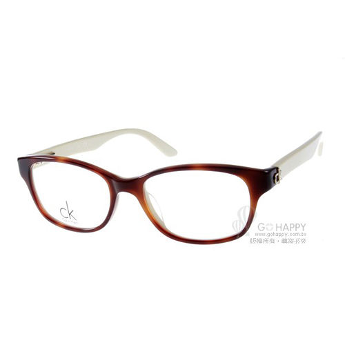 Calvin Klein光學眼鏡 (琥珀-杏白色) #CK5733 512