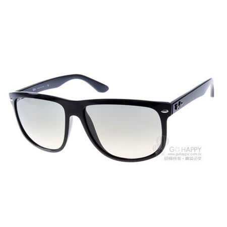 RayBan太陽眼鏡 經典時尚大框 (黑色) # RB4147 60132