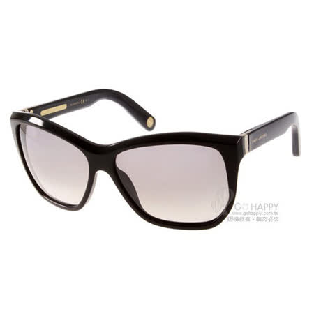 【真心勸敗】gohappyMARC JACOBS太陽眼鏡 (歐美黑) # MJ464S 807VK獨家貓眼設計款評價如何買 購 網