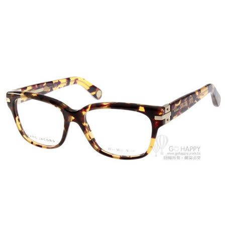 MARC JACOBS眼鏡 復刻時尚#琥珀色MJ485 50E