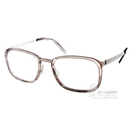 BYWP 光學眼鏡 BY13033 GSW (水晶灰) 時尚設計款