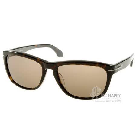 Calvin Klein 太陽眼鏡 都會時尚 (深邃琥珀) # CK4218S 004