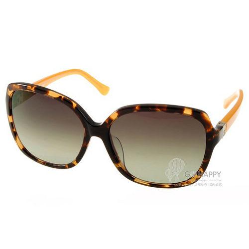 Calvin Klein 太陽眼鏡 簡約美學 (琥珀) # CK4228SA 221
