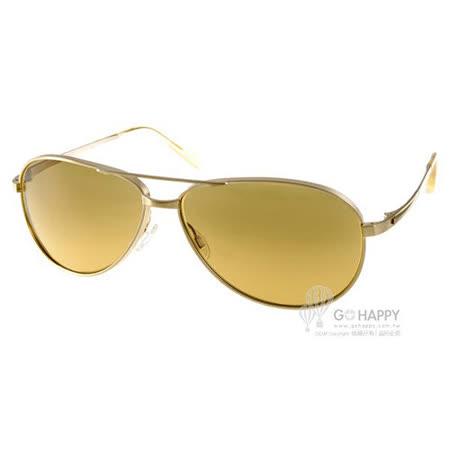 OLIVER PEOPLES太陽眼鏡 好萊塢星鏡(金)# COPTER 5103