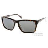 TRUSSARDI太陽眼鏡 經典金屬LOGO (深邃琥珀) # TR12922G HV