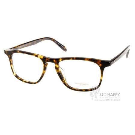 OLIVER PEOPLES眼鏡 百搭熱銷款(琥珀) #MEIER 1415