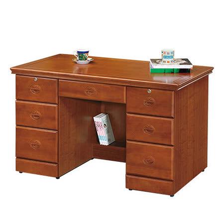 Bernice -潘迪實木4.2尺書桌