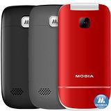 【摩比亞 MOBIA】M405 折疊式3G雙卡 老人手機(全配包 贈電池+手機座充)