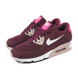 (女)NIKE WMNS AIR MAX 90 ESSENTIAL 休閒鞋 酒紅-616730600
