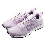 (女)ADIDAS ADIZERO FEATHER 4 W 慢跑鞋 粉紫-M29271