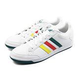(女)ADIDAS ORACLE VI STR W 網球鞋 白/黃/紅/綠-B40275
