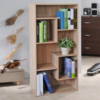 HOPMA 現代書櫃/收納櫃-三色可選 (G-S168BR/G-S168WH/G-S168MO)