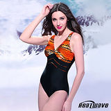 【Heatwave熱浪】野艷風潮 萊克連身泳裝