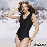 【Heatwave熱浪】修型曲型 萊克連身泳裝