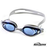 熱浪泳鏡-Dream美式隱藏式扣邊矽膠眼罩