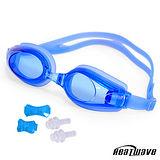 熱浪泳鏡-QUICK純矽膠防霧泳鏡
