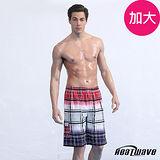 Heatwave 加大泳裝 海灘褲-紳士格調-A187