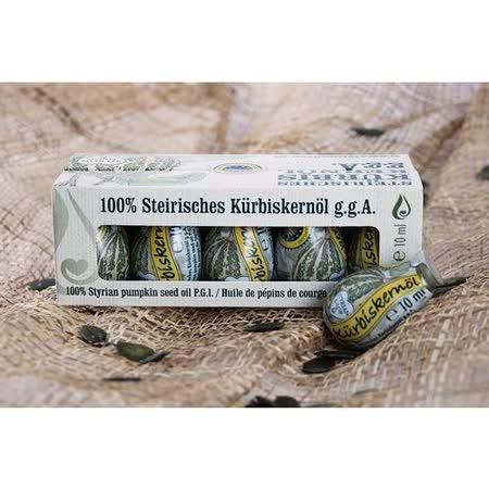 奧地利健多樂-健康純南瓜籽油輕巧裝(10mlx10球)_買2盒送1盒優惠組