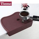 Tiamo 填壓器用 防滑轉角墊-咖啡色 (HG2592)