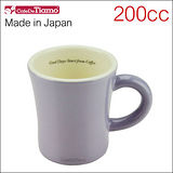 Tiamo 馬卡龍陶瓷馬克杯-200cc (淡紫) HG0724LSP