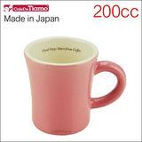 Tiamo 馬卡龍陶瓷馬克杯-200cc (粉紅) HG0724P