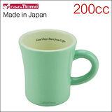 Tiamo 馬卡龍陶瓷馬克杯-200cc (淡粉藍) HG0724PT