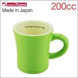 Tiamo 馬卡龍陶瓷馬克杯-200cc (黃綠) HG0724YG