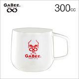 GABEE. 38號馬克杯(紅色)300CC (HG0859GBR)