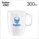 GABEE. 39號馬克杯(藍色)300CC (HG0860GBB)