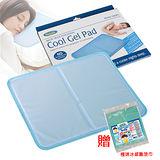 【Sentik】超涼感攜帶型凝膠冰涼墊/枕墊