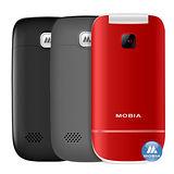 【摩比亞 MOBIA】M300 折疊式3G雙卡 老人手機(贈電池+手機座充)