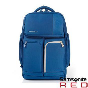 Samsonite 新秀麗 RED MUT2 電腦後背包 李敏鎬廣告款 -藍色