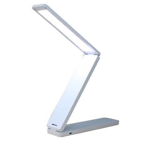 LED摺疊式時尚收納檯燈 USB充電