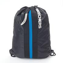 SKECHERS SPEED WALKER CINCH BAG 黑色 束口袋 - 7670506